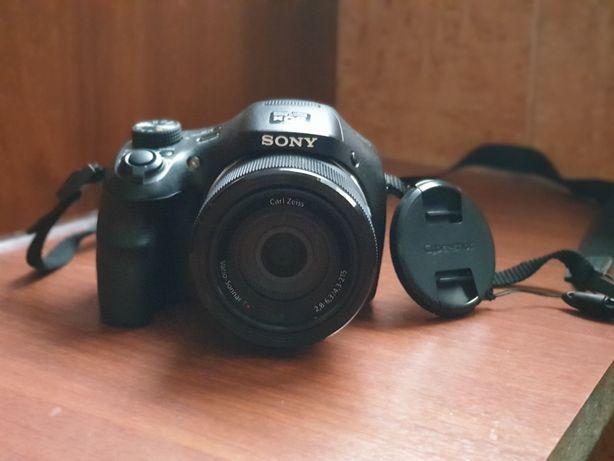 Sony Cyber-shot DSC-HX300 Czarny