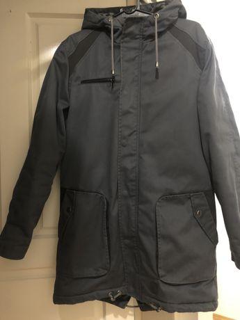 Чоловіча Куртка-Парка/ Ідеальний стан р.М-L