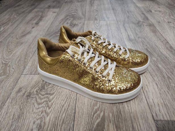 Сникеры  BASS3D Gold