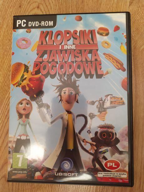 Gra Klopsiki i inne zjawiska pogodowe PC
