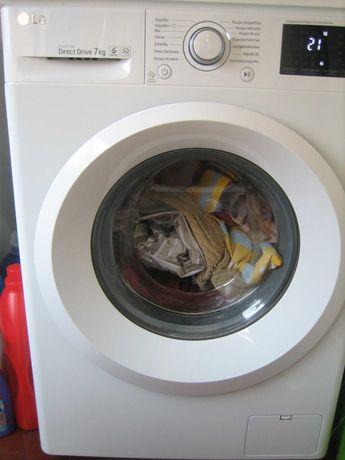 vendo conjunto de  maquinas de lavar e secar roupa