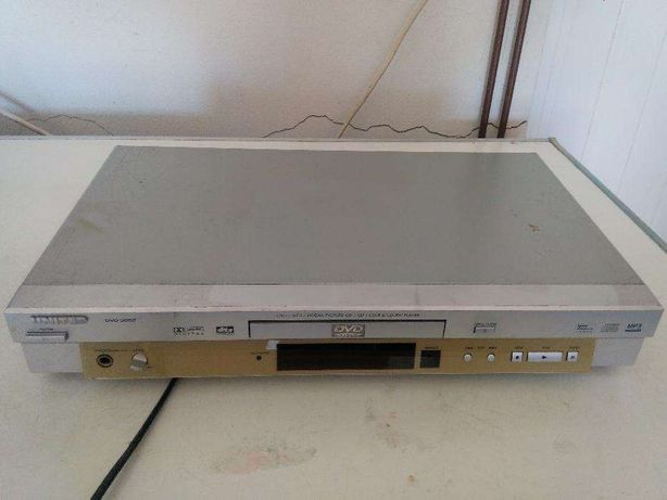 DVD player marca UNITED
