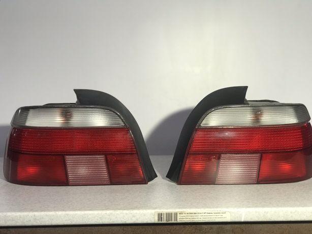 Задние стопы BMW e39 дорестайл БМВ Е39 белый поворотник HELLA БМВ шрот