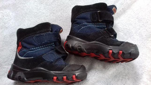 Buty zimowe dla chłopca/dziewczynki roz.22