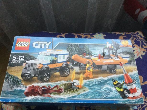Zestaw Lego City 60165