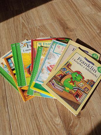 Książki Franklin
