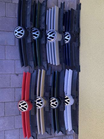 Решітка  Решетка, Volkswagen Bora Golf 4 Вора, Гольф 4