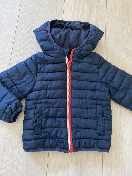 Куртка на хлопчика 92