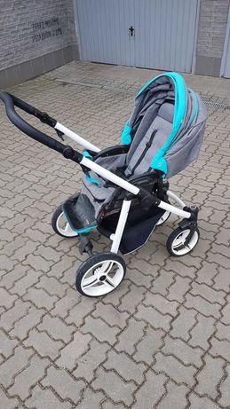 BEBETTO wózek VULCANO zestaw 3w1 CARLO V02