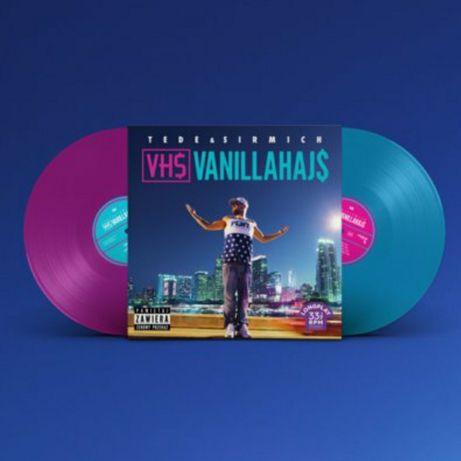 Tede - Vanillahajs VHS Limi'tede'dition 2LP vinyl winyl limit