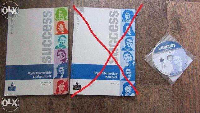 Success Upper Intermediate Student's book + CD