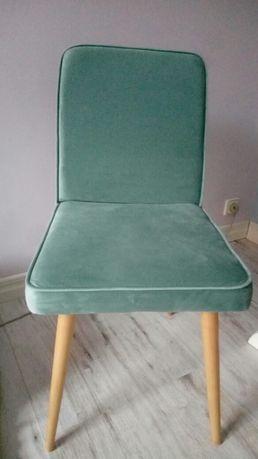 Krzesła PRL patyczaki