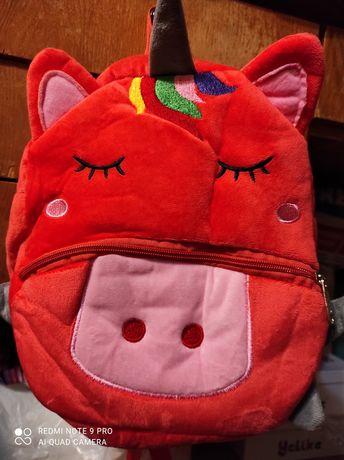 Рюкзак ,рюкзачок мягкий