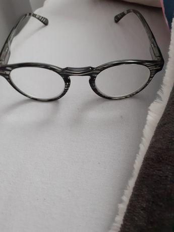 Okulary oprawki modne vintage tanio