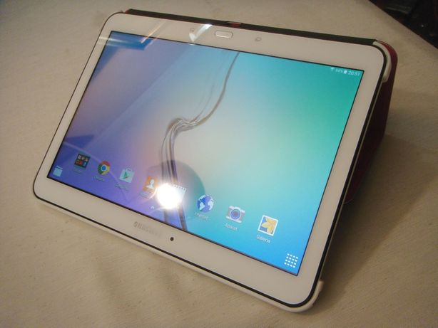 Tablet SAMSUNG Galaksy TAB 4 SM-T530 10,1, WIFI, nowe etui