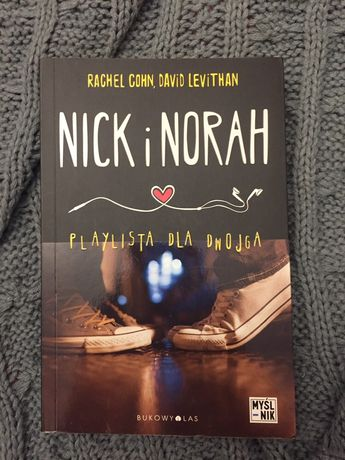Książka nick i norah playslista dla dwojga