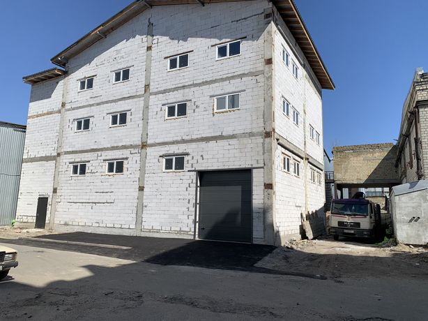 Продам помещение 200м2 под склад производство 2 этаж