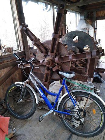 Продам недобудований 6-лопасний вітряк з діаметром вітроколеса 6,6 м