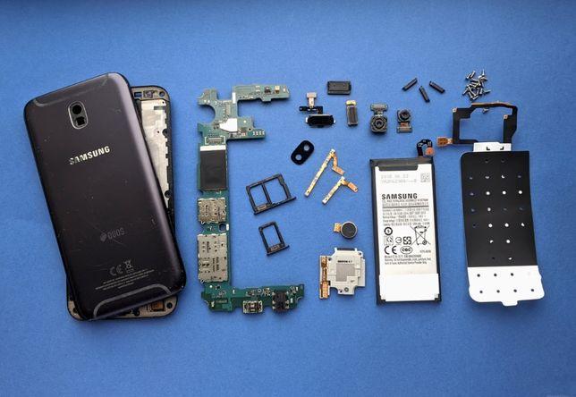 Детали запчасти Samsung Galaxy j5 j530 2017 разборка самсунг ж5