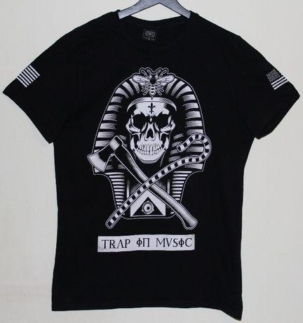 Koszulka nr 2 czarna rozmiar L