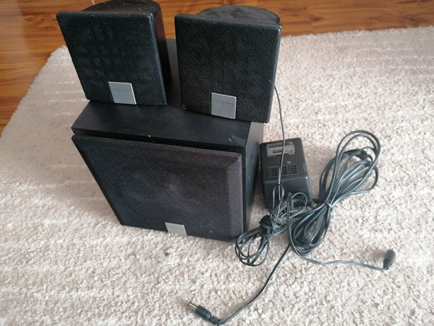 Głośniki 2 1 Creative 2400 subwoofer do komputera itp