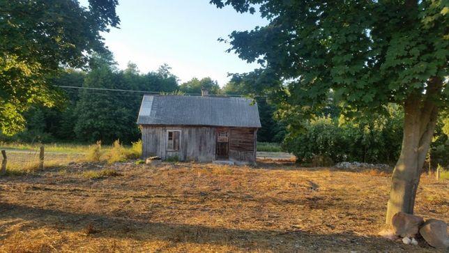 Działka rolno budowlana 5161m2 Krępa Górna Lipsko