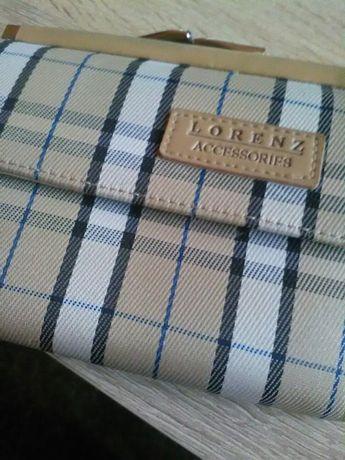 Portfel nowy Lorenz