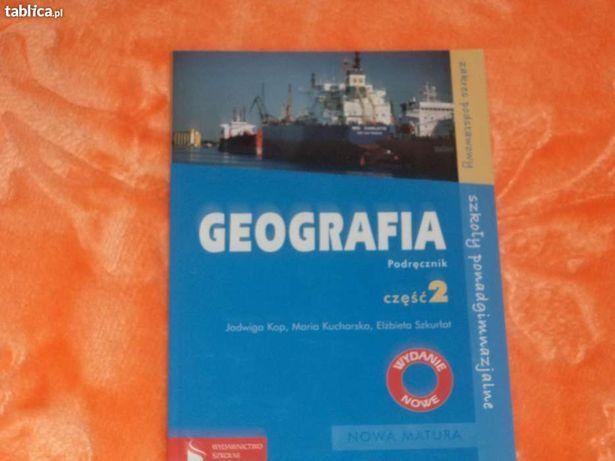 podręcznik do geografii cz 2