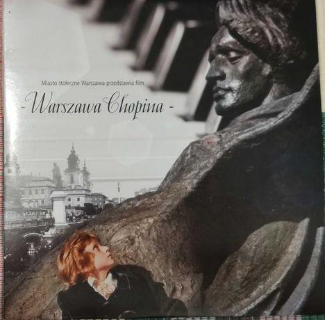 Płyta DVD Warszawa Chopina - filmowy spacer po Warszawie