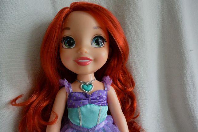 lalka Arielka syrenka Ariel disney jakks pacific śpiewająca interaktyw