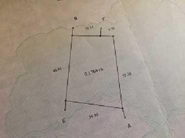 продам земельну ділянку будівництво та обслуговування жилого будинку