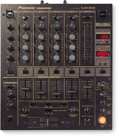 Pioneer DJM-600 Stan kolekcjonerski