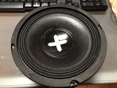 "Altifalante 6,5"" 150W rms"