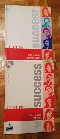 Angielski matura success intermediate podręcznik ćwiczenia
