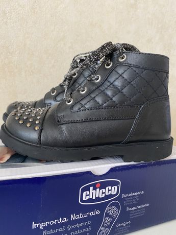 Ботинки Chicco для девочки