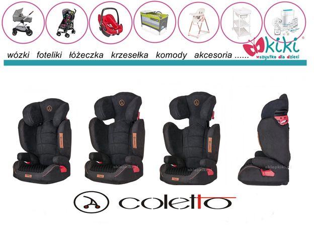 Coletto Fotelik 15-36 Avanti Black