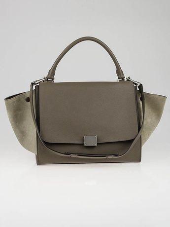 Оригинальная сумка Celine Trapeze