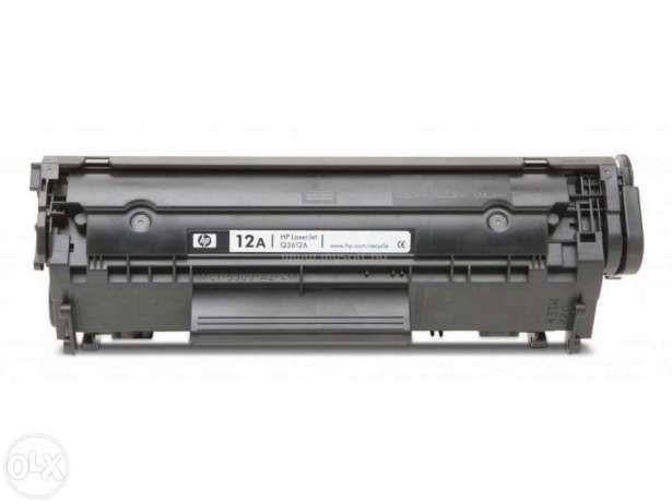 Q2612A Toner HP