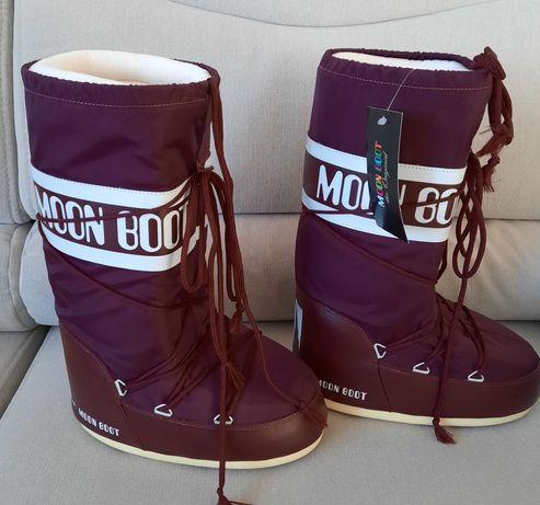 Moon Boot 39-41 nowe