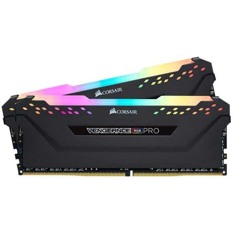 Memórias RAM Corsair Vengeance RGB Pro DDR4 3200 PC4 16GB 2x8GB