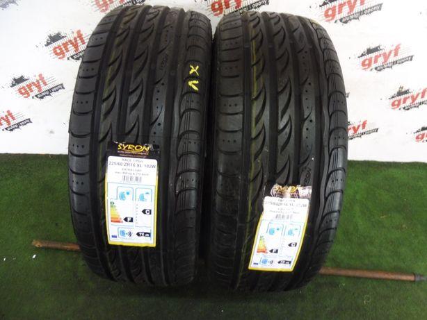 Opony Syron Race 1 Plus 225/60/16 XL