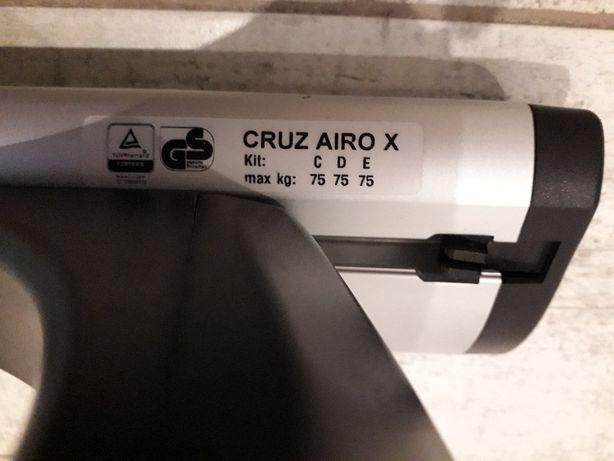 bagażnik bazowy belki Cruz Airo X Seat Leon 1 1M1