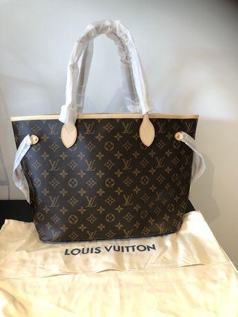Mala Louis Vuitton Neverfull MM monogram