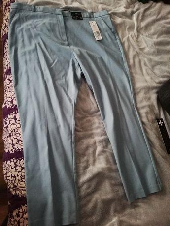 Spodnie błękitne 50