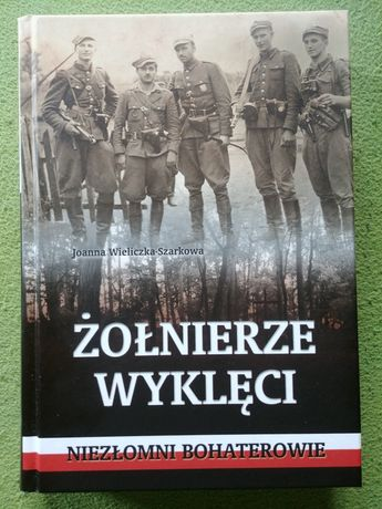 Żołnierze wyklęci Joanna Wieliczka-Szarkowa. Nowa