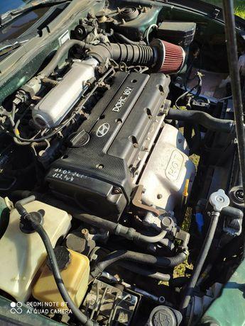 Двигатель для Hundai coupe.