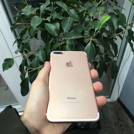 Айфон iPhone 7 Plus 32GB Оригінал Rose Gold также 5S/6/6S/8/X/XR