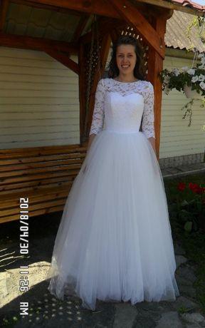 Весільне плаття недорого