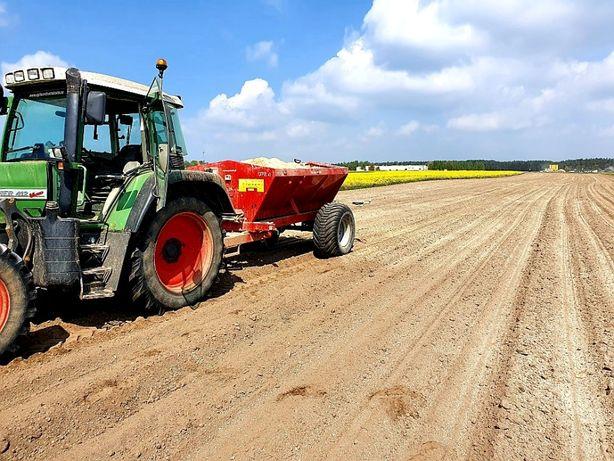 Regulacja ph gleby w 60 dni pogłównie, w okresie wegetacji, anty dzik,