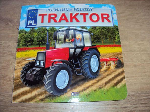 Książki Traktor, Staruszka, Czerwony pies